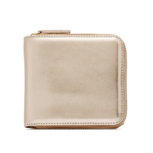 [DISCONTINUE] DOUBLE WALLET - GOLD