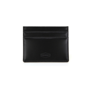 [DISCONTINUE] MEN CARD CASE - BLACK