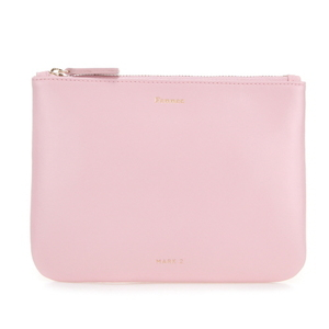 [DISCONTINUE] MARK POUCH2 - LIGHT PINK