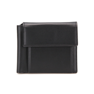 MEN POCKET WALLET - BLACK