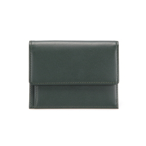MEN SNAP CARD WALLET - KHAKI