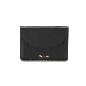 [12/23 예약배송]HALFMOON MINI WALLET - BLACK