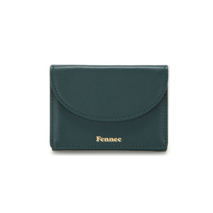 [12/23 예약배송]HALFMOON MINI WALLET - MOSS GREEN