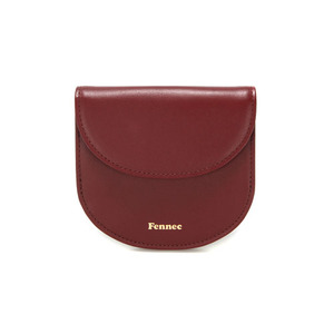 HALFMOON WALLET - SMOKE RED