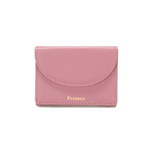 HALFMOON MINI WALLET - ROSE PINK