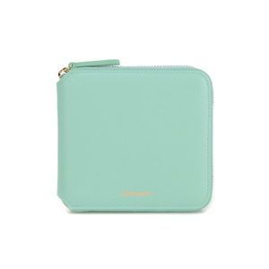 ZIPPER WALLET - MINT