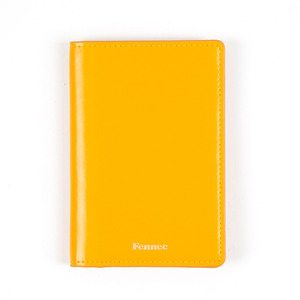 PASSPORT CASE - MANDARIN