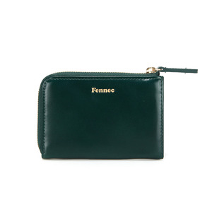 MINI WALLET 2 - MOSS GREEN