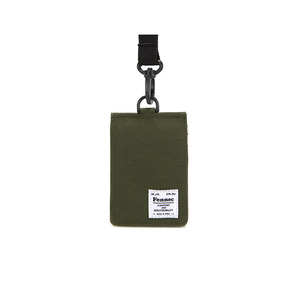 C&S CARD POCKET - KHAKI