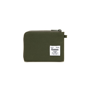 C&S MINI WALLET - KHAKI
