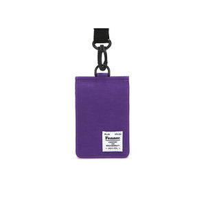 C&S CARD POCKET - PURPLE