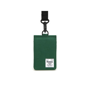 C&S CARD POCKET - GREEN