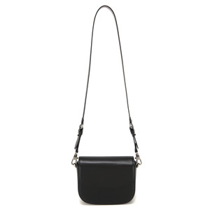 TROIS SQUARE BAG (S) - BLACK