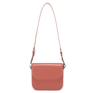 [DISCONTINUE] TROIS SQUARE BAG (L) - LIGHT BRICK
