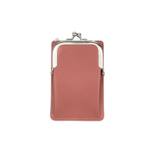 [DISCONTINUE] FRAME MINI CARD WALLET - LIGHT BRICK