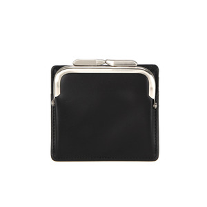 FRAME CARD WALLET - BLACK