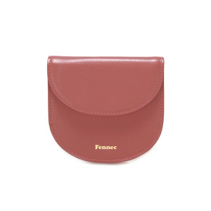 HALFMOON WALLET - LIGHT BRICK