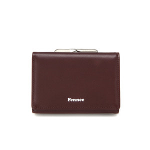 [12/30 예약배송]FRAME WALLET - WINE