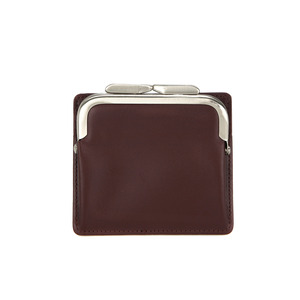 FRAME CARD WALLET - WINE