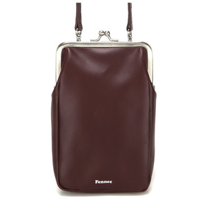 [12/19 예약배송]FRAME MINI BAG - WINE