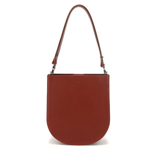 [DISCONTINUE] HALFMOON HOBO BAG - BROWN