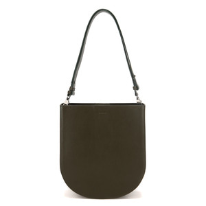 [DISCONTINUE] HALFMOON HOBO BAG - KHAKI