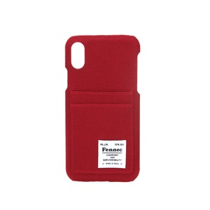 C&S i PHONE X CASE - SMOKE RED