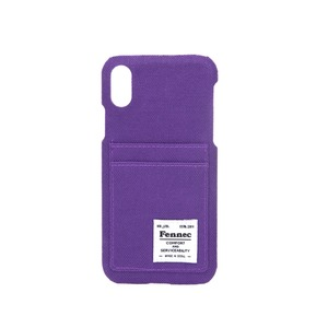 C&S i PHONE X CASE - PURPLE