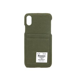C&S i PHONE X CASE - KHAKI