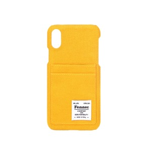 C&S i PHONE X CASE - YELLOW
