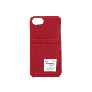 C&S i PHONE 7/8 CASE - SMOKE RED