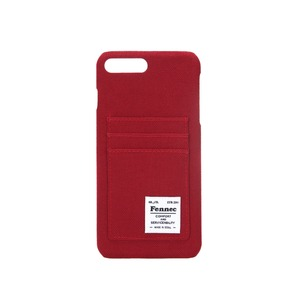 C&S i PHONE 7+/8+ CASE - SMOKE RED