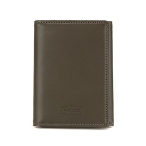 [DISCONTINUE] MENS TRIPLE WALLET - KHAKI
