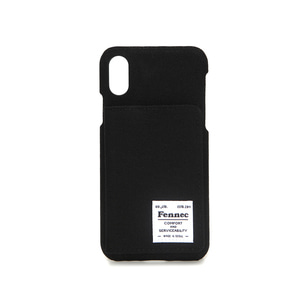 C&S iPHONE X/XS POCKET CASE - BLACK