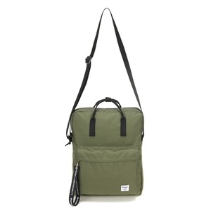 [DISCONTINUE] C&S 2WAY POCKET BAG - KHAKI