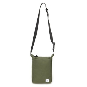 [DISCONTINUE] C&S MINI CROSS BAG - KHAKI