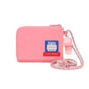 FENNEC X ROLAROLA MINI WALLET - LIGHT PINK