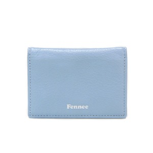 SOFT MINI WALLET - FOG BLUE