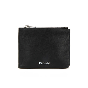 SOFT FOLD WALLET - BLACK