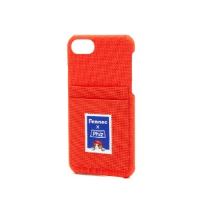 FENNEC X PHIZ C&S IPHONE 7/8 CARD CASE - ORANGE