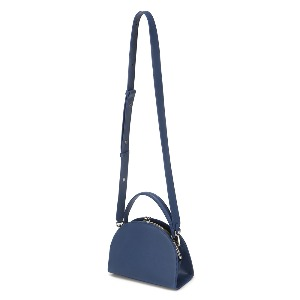HALFMOON FRAME BAG - DUSTY BLUE