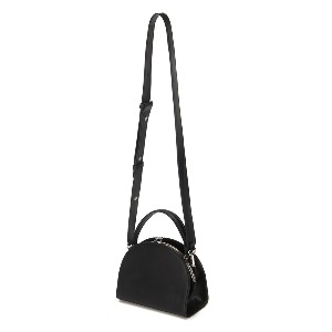 HALFMOON FRAME BAG - BLACK