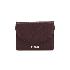 HALFMOON ACCORDION POCKET - WINE