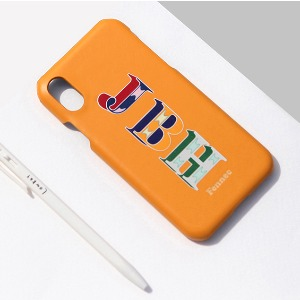 MARQUAGE PRINT iPHONE CASE - MANDARIN