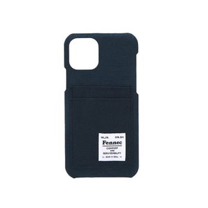 [12/27 예약배송]C&S iPHONE 11 PRO CARD CASE - NAVY