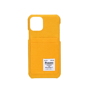[12/27 예약배송]C&S iPHONE 11 PRO CARD CASE - YELLOW