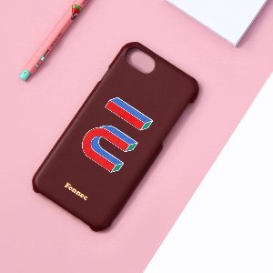 MARQUAGE PRINT iPHONE CASE - WINE
