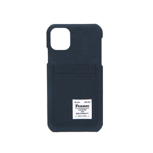 C&S iPHONE 11 CARD CASE - NAVY